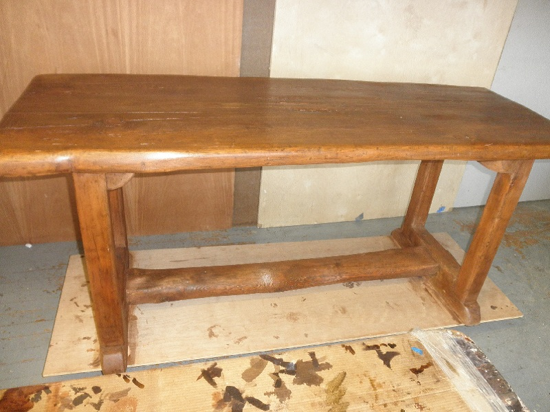 Refinishing Antique Furniture With Veneer