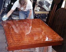French Polishing By European Craftsmen Mirror Finish