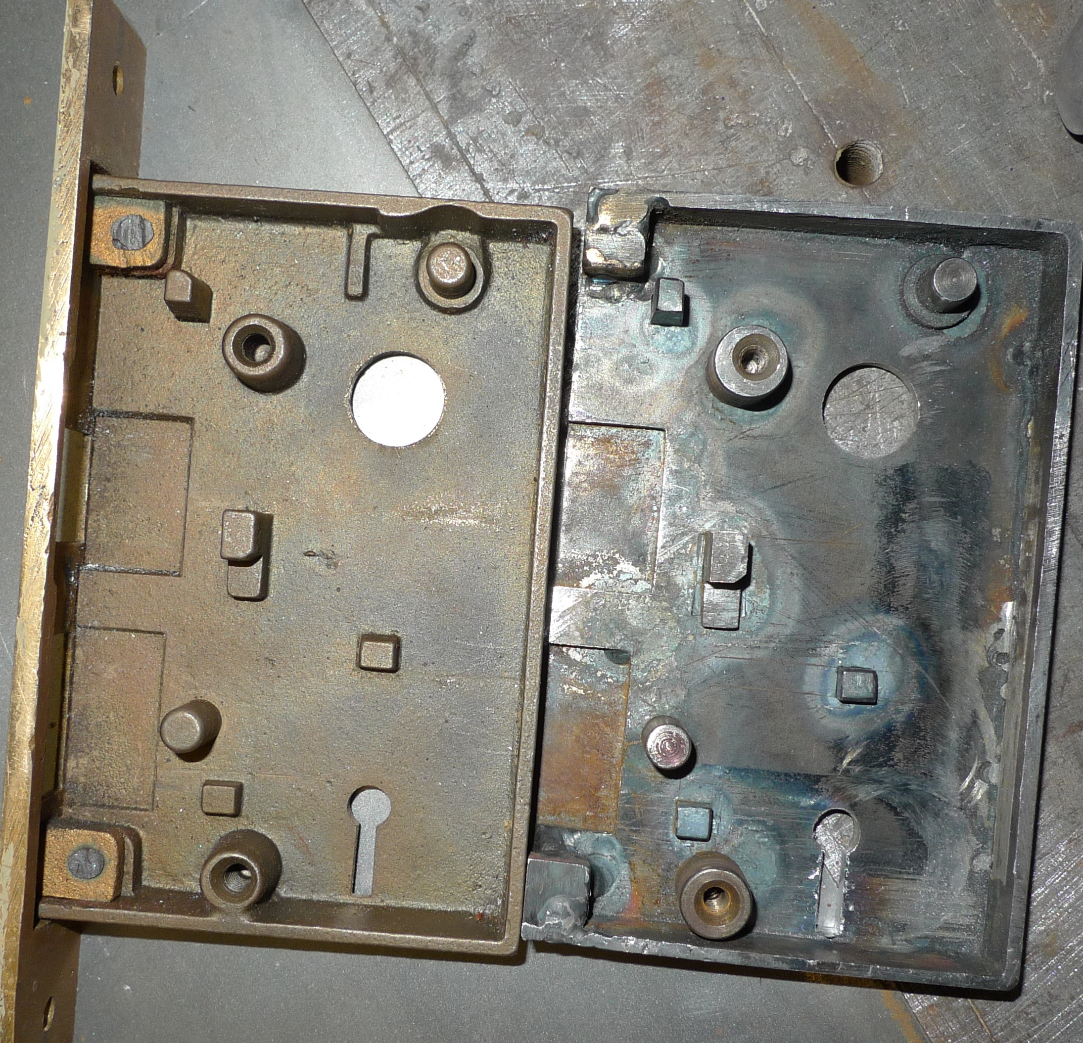 Custom Hardware Locksets Hinges Finials Grilles Gates