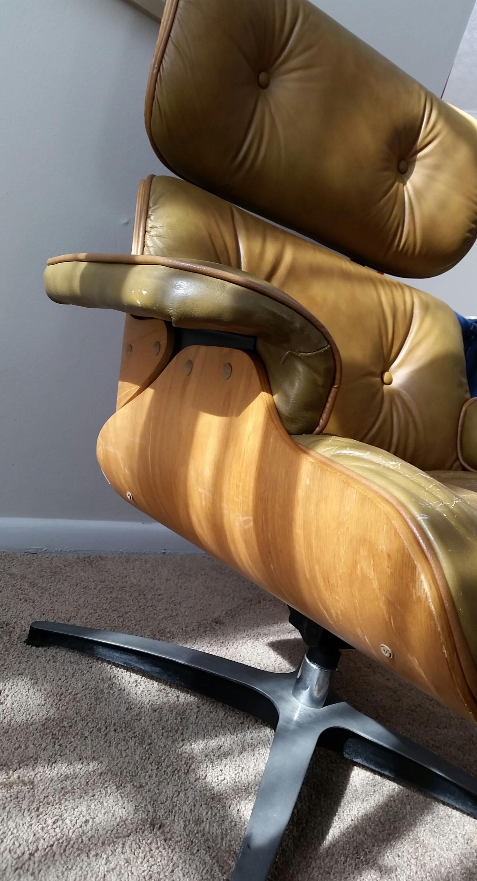 Metal chair feet clips - Pic 3