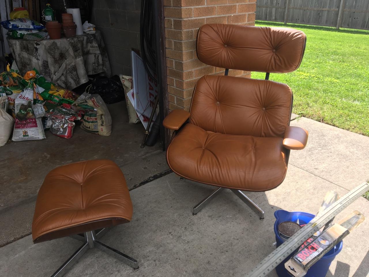 Is My Vintage Eames Chair Real Olek Restoration