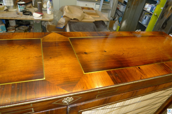 French Polishing and all repairs completed