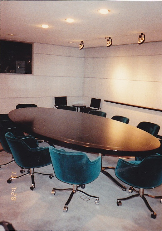 Grey Advertising Conference Room Table, New York City
