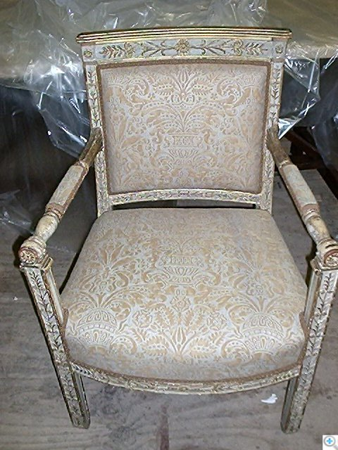 Stickley Arts & Craft Rocker Antique Chair