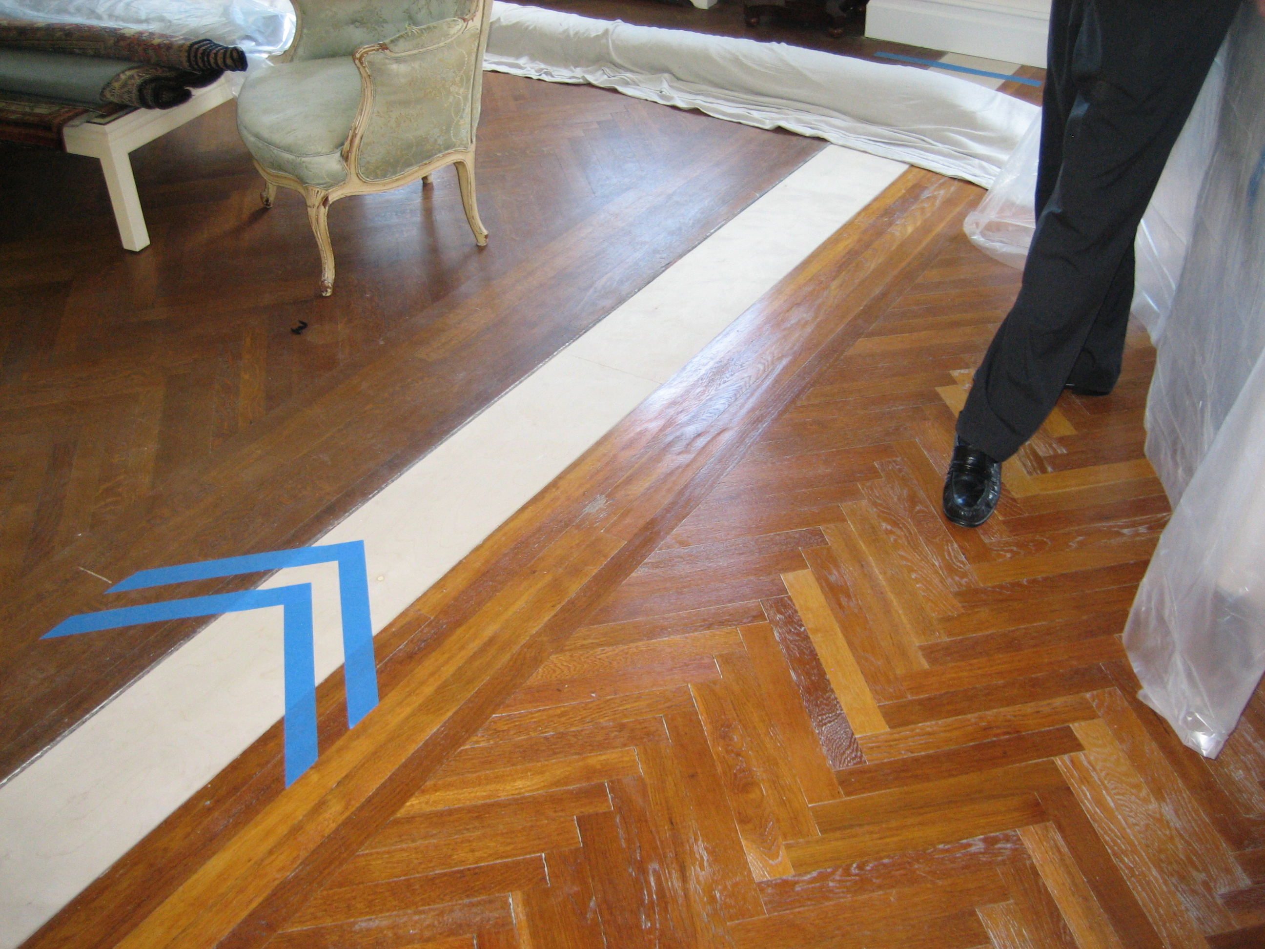 Wood Flooring Refinishing And Repair Restore Or Replicate