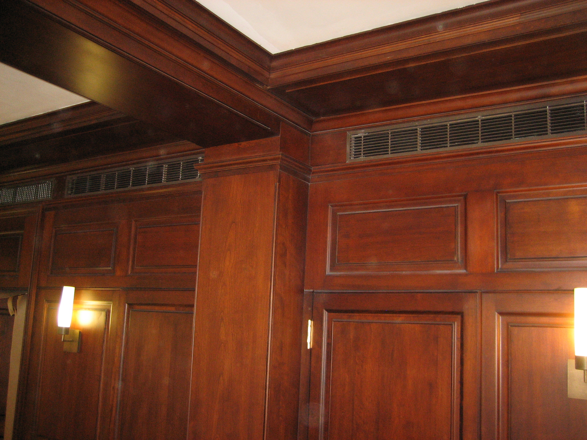 Woodwork Restoration for FDR's Library