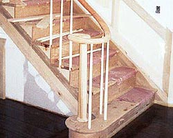 CUSTOM STAIR INSTALLATION