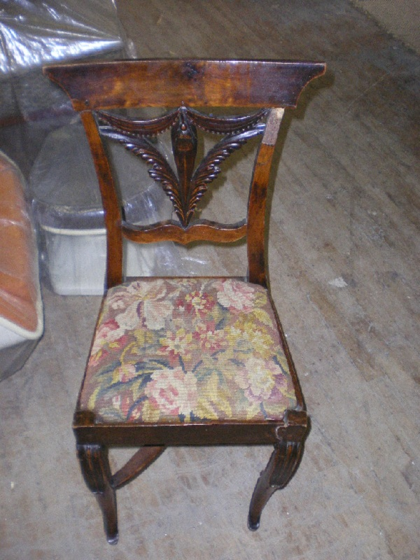 Louis XV period side chair - Furniture Restoration ... - Antique, Modern Furniture Restoration NYC, CT, NJ & Nationwide Trucking