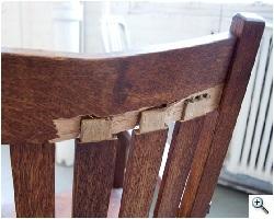 Repair Stickley Furniture