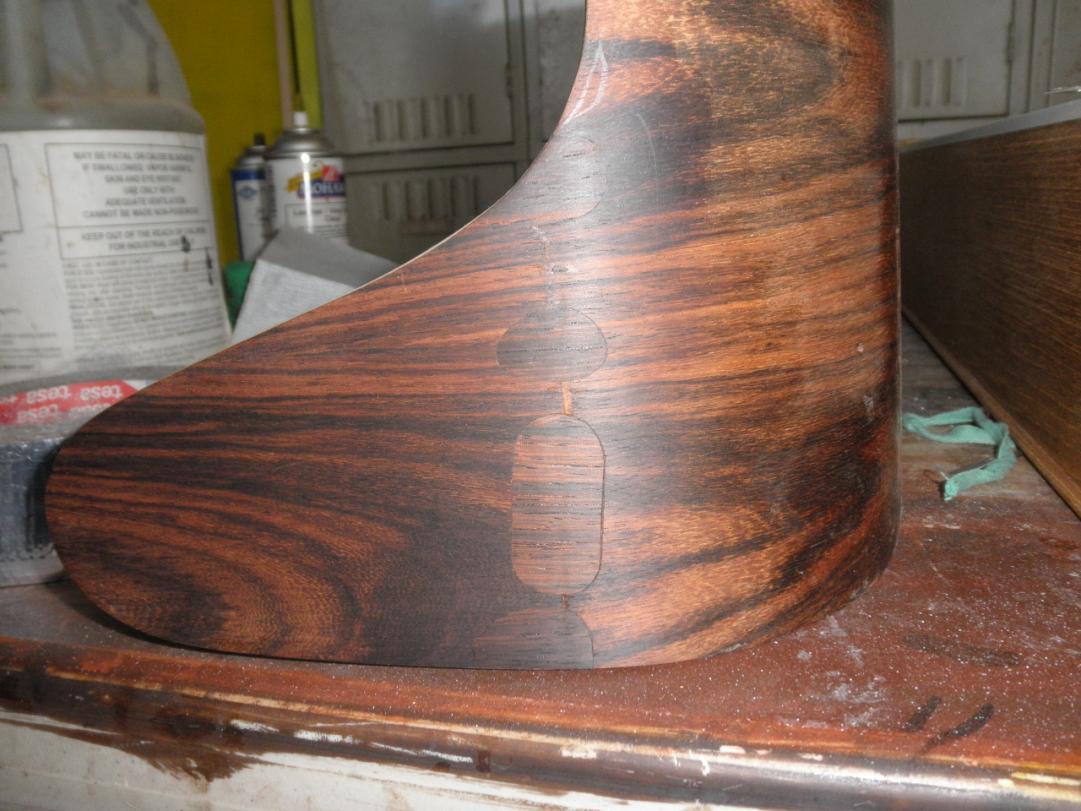 how to fix split plywood