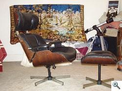 is my vintage eames chair real olek restoration furniture