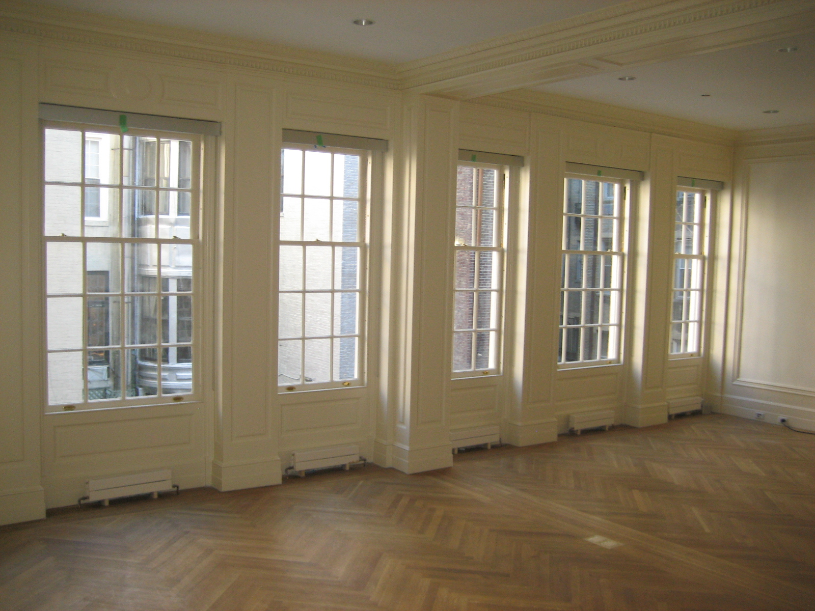 Custom Molding And Millwork Fabrication For Large Scale