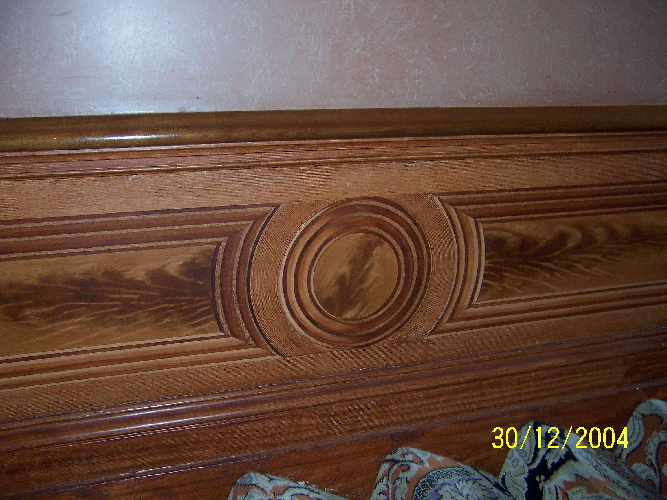 Woodwork Panel Fabrication
