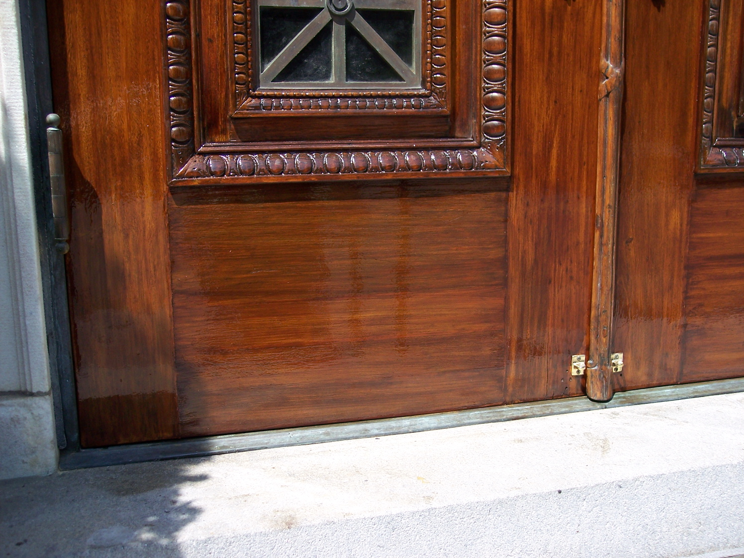 Genial ... Door Detailed After Restoration, First Church Of Christ Scientist, NYC