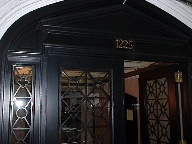 1225 Park Ave. Iron Door Fabrication, exterior, after