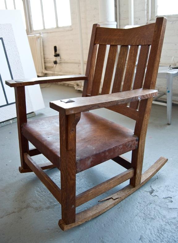 Louis XV Period Side Chair
