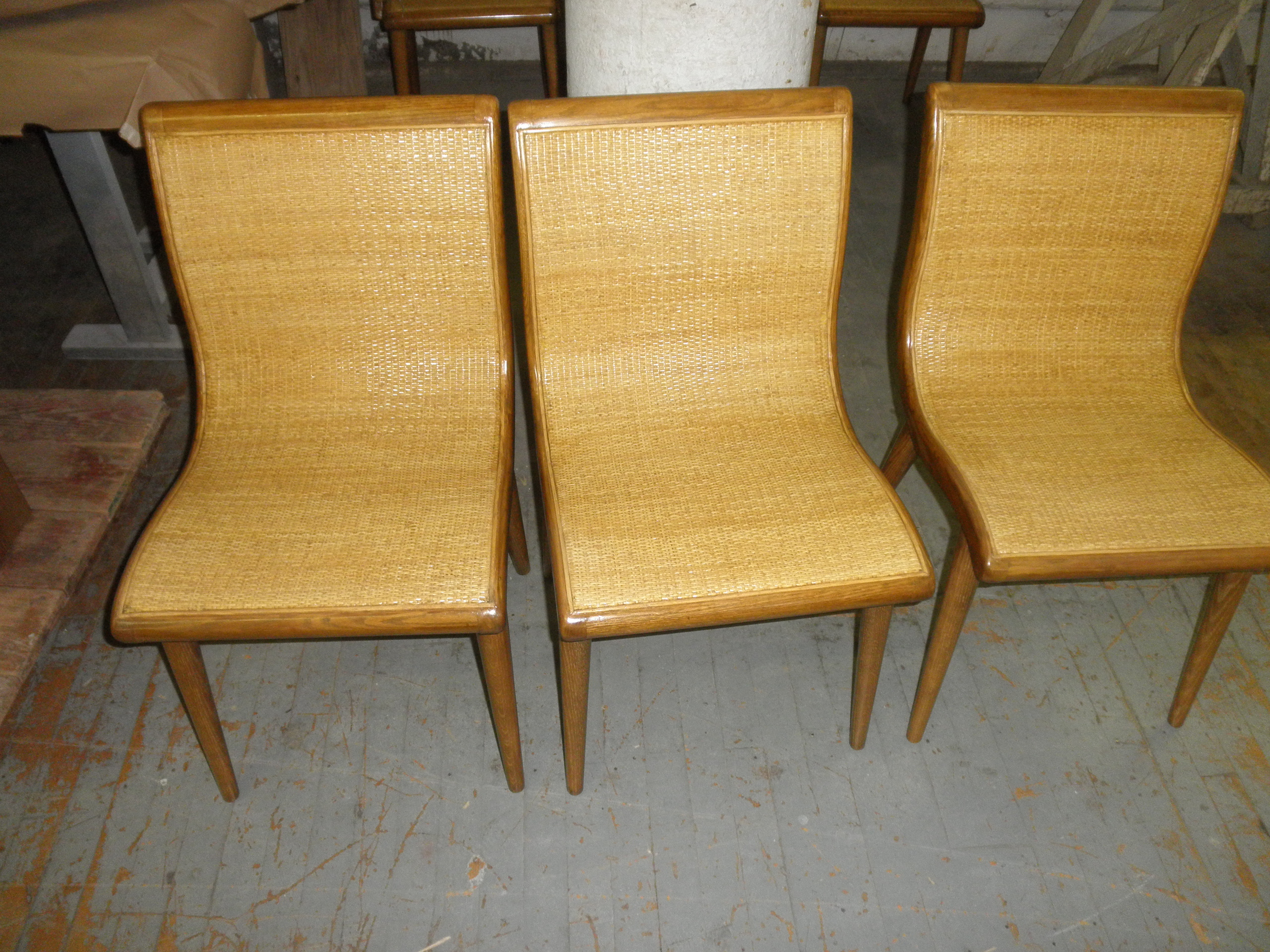 Chairs AFTER restoration