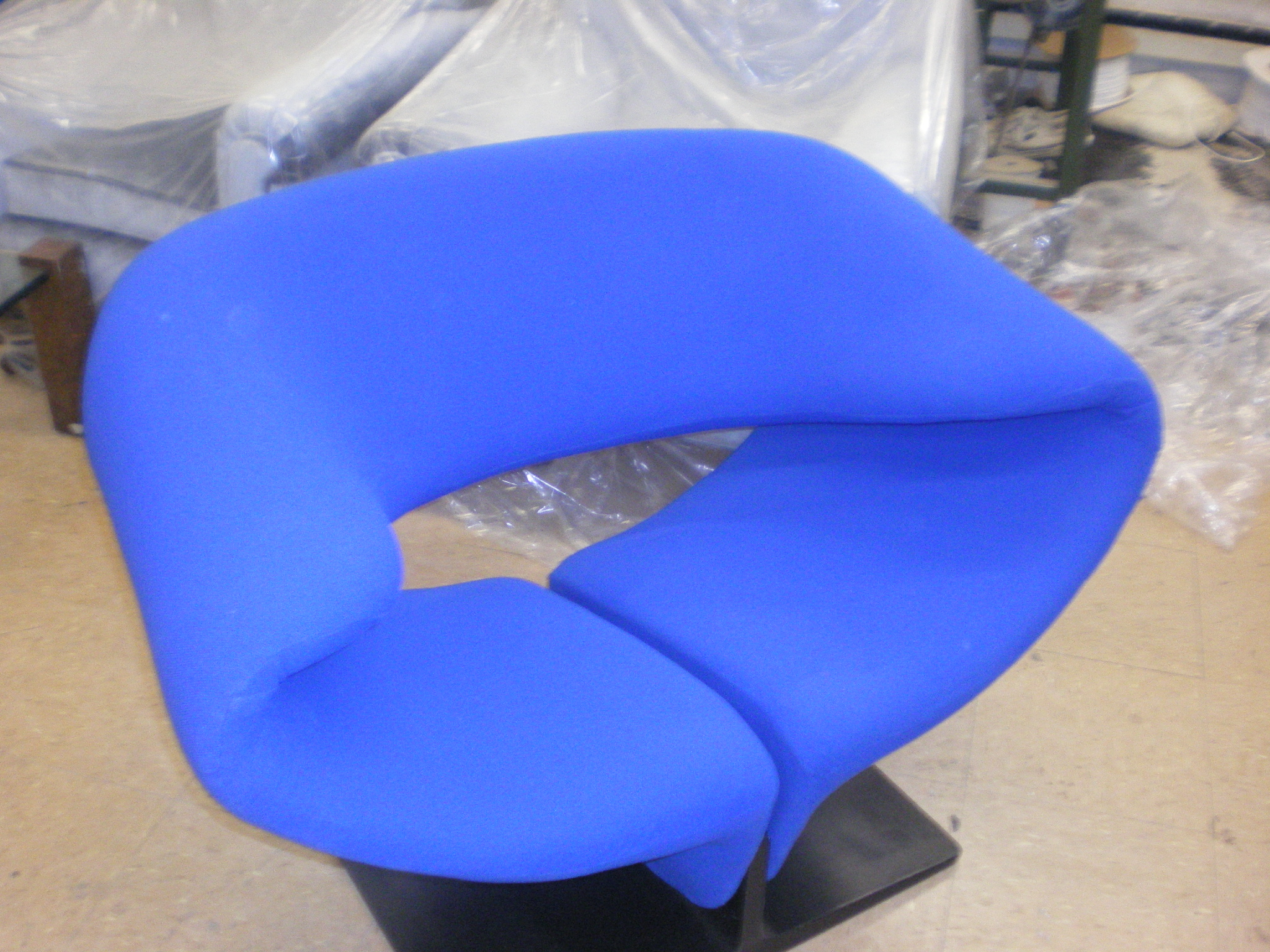Pierre Paulin Ribbon Chair AFTER