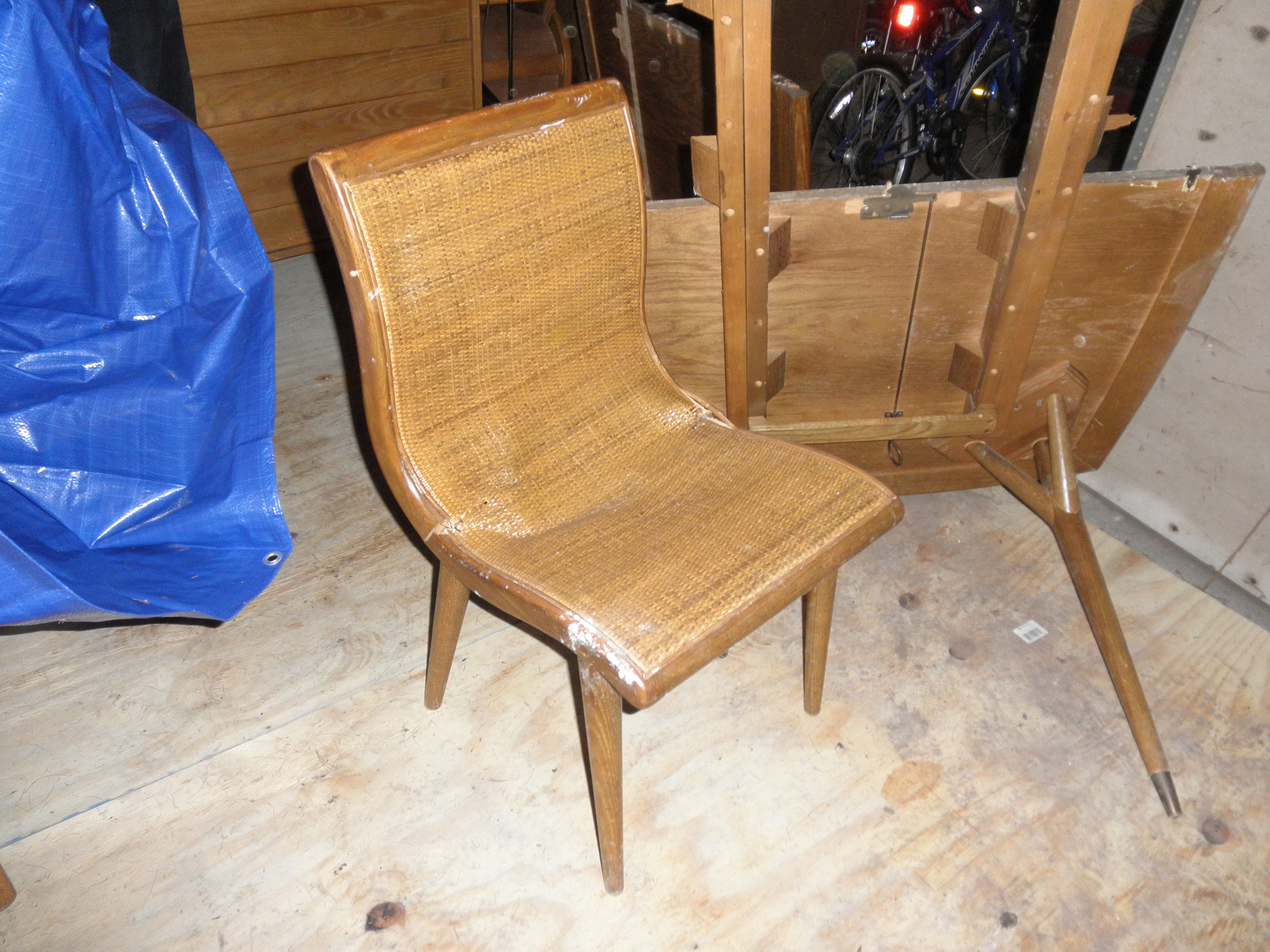 Clearfield Chairs BEFORE