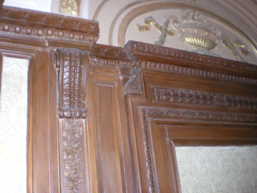 Refinished or restored all existing wood and decorative finished surfaces.