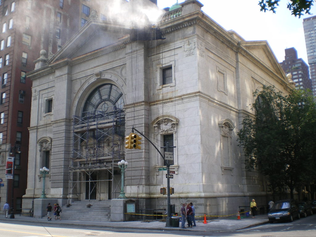 Preservation & Restoration of First Church of Christ Scientist, New York City