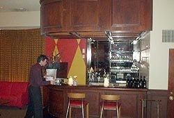Bar after installation