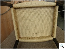 Danish Cord Chair