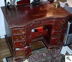 Wax Remove Buildup Furniture EASILY