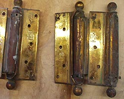 Vanderbilt House Hardware Restoration