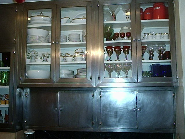 Kitchen Cabinets Victorian Style