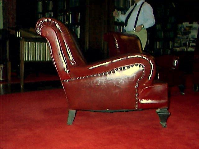 Would Not Clean Faux Leather Couch From The